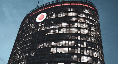 OneDMS – Kernfusion im Archiv bei Vodafone